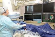 Отделение хирургического лечения сложных нарушений ритма сердца и ЭКС — ПККБ1