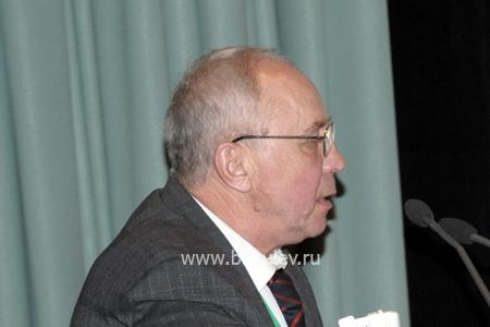 Доктор медицинских наук Ступаков И.Н.
